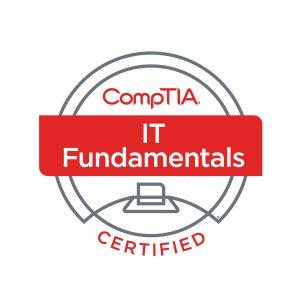 IT Fundamentals Logo Certified